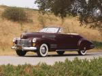 Cadillac Series 62 Convertible Coupe Deluxe 1941 года
